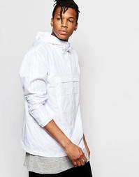 Ветровка adidas Originals 'Bleached Out' B45885 - Белый