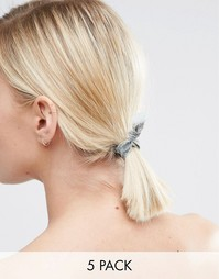 Набор резинок для волос Kitsch Bonbon - Мульти