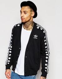 Кардиган с логотипом adidas Originals X Pharrell AO2990 - Черный