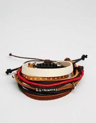Набор браслетов ASOS - Мульти