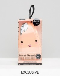 Щетка для распутывания волос с ароматом персика Oh K! Beauty Extras