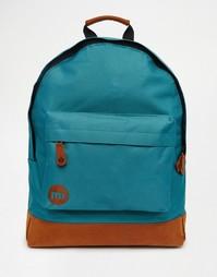 Классический зеленый рюкзак Mi-Pac - Зеленый