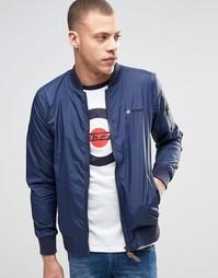 Куртка-пилот Lambretta - Темно-синий