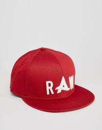 Кепка G Star Afrojack - Красный
