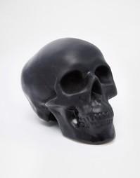 Sunnylife Skull Money Bank - Черный