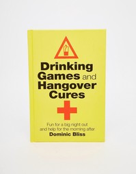 Книга Drinking Games & Hangover Cures - Мульти Books
