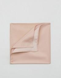 Розовый платок-паше ASOS WEDDING - Розовый