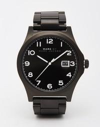 Часы из нержавеющей стали Marc By Marc Jacobs Jimmy MBM5086 - Черный