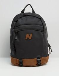 Черный рюкзак New Balance Elite - Черный