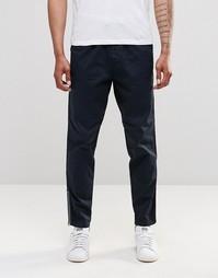 Свободные брюки YMC - Темно-синий