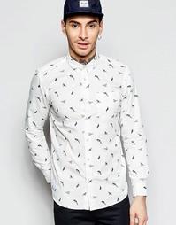 Рубашка WeSC Lonny - Белый