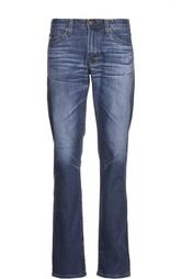 Прямые джинсы из эластичного хлопка Ag
