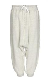 Укороченные брюки свободного кроя с эластичным поясом L.G.B.