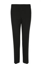 Укороченные прямые брюки со стрелками HUGO BOSS Black Label
