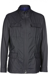 Льняная куртка-сафари Armani Collezioni