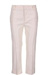 Укороченные брюки со стрелками и врезными карманами Dsquared2