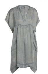 Мини-платье асимметричного кроя с завышенной талией Zadig&Voltaire Zadig&;Voltaire