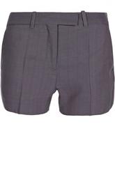 Мини-шорты со стрелками и карманом Martin Margiela