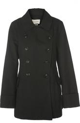 Двубортное пальто с карманами Isabel Marant Etoile