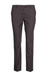 Прямые брюки со стрелками и врезными карманами Windsor