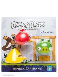 Игрушки для ванной ANGRY BIRDS