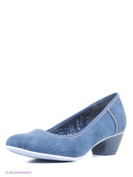 Синие Туфли S.OLIVER