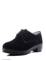 Черные Туфли ELITE