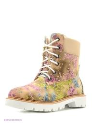 Зеленые Ботинки Dino Ricci