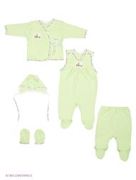 Комплекты одежды Три ползунка