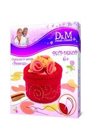 Наборы для поделок Делай с мамой
