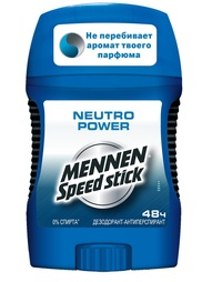 Дезодоранты MENNEN SPEED STICK