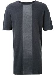 фланелевая рубашка мешковатого кроя Thamanyah