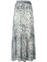 юбка с цветочным принтом  See By Chloé