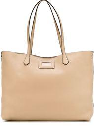 сумка-тоут с логотипом Hogan
