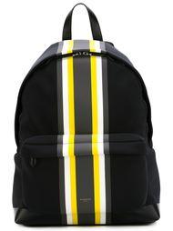 рюкзак с контрастными полосками Givenchy