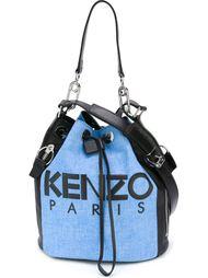 сумка-мешок 'Kanvas'  Kenzo