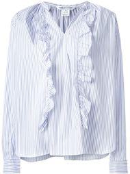 блузка с оборками  Comme Des Garçons Comme Des Garçons