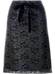 кружевная юбка Maison Margiela