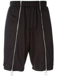 спортивные шорты с молниями Christopher Shannon