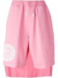 спортивные шорты с рукавами Christopher Shannon
