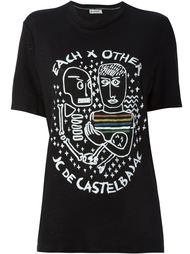 футболка 'Skeleton' Jean-Charles de Castelbajac x EachxOther  Each X Other