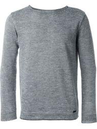 свитер с круглым вырезом  Bark