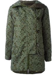 пальто с вышивкой 'Pistache Moncler