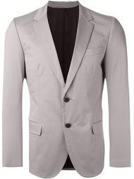 пиджак с застежкой на две пуговицы MSGM