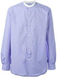рубашка с воротником-стойкой Junya Watanabe Comme Des Garçons Man