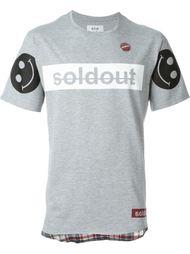 футболка с принтом логотипа  Sold Out Frvr