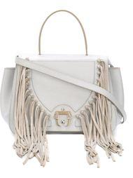 сумка через плечо с бахромой Paula Cademartori