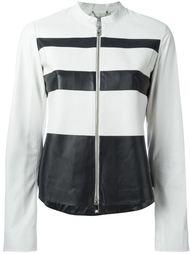 куртка дизайна колор-блок Desa 1972