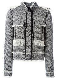твидовый пиджак Lanvin