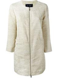 пальто на молнии  Armani Jeans
